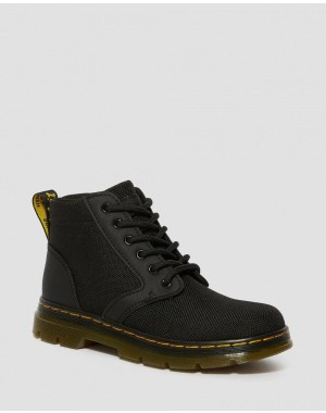 Dr.Martens YOUTH BONNY EXTRA TOUGH POLY CASUAL BOOTS - BLACK EXTRA TOUGH POLY+RUBBERY - Sale