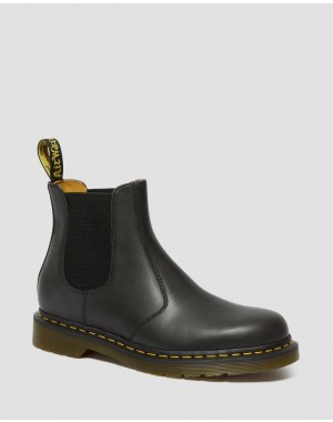 Black Friday Sale Dr. Martens 2976 CLASSICO LEATHER CHELSEA BOOTS - CLOVE CLASSICO CLASSICO