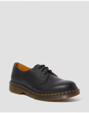 Dr.Martens 1461 SMOOTH LEATHER OXFORD SHOES - BLACK SMOOTH - Sale