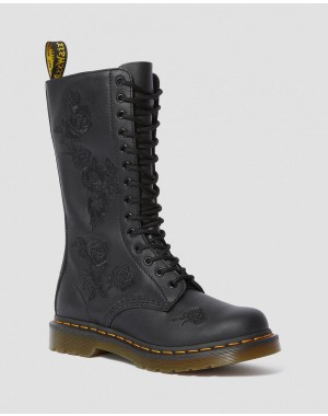 Dr.Martens MONO 1914 VONDA - BLACK SOFTY T - Sale