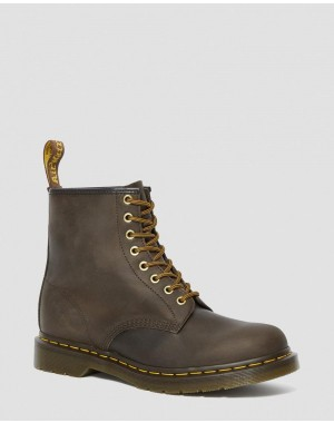 Dr.Martens 1460 CRAZY HORSE LEATHER LACE UP BOOTS - AZTEC CRAZY HORSE - Sale