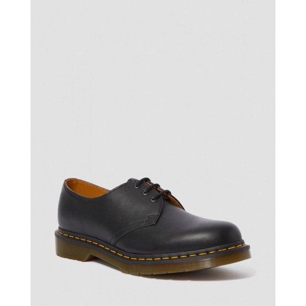 Dr.Martens 1461 NAPPA LEATHER OXFORD SHOES - BLACK NAPPA - Sale