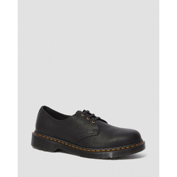 Dr.Martens 1461 AMBASSADOR LEATHER OXFORD SHOES - BLACK AMBASSADOR - Sale
